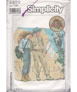 Simplicity 8820 Boys' & Girls' Pull-On Pants, Unlined Jacket & Pullover ... - $2.00