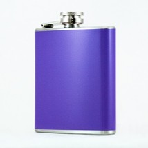 6 oz Purple Pocket Hip Flask - $5.44