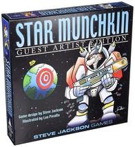 Star Munchkin Guest Game Artist Edition - $24.66