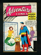 ADVENTURE COMICS #280 1961-SUPERBOY-AQUAMAN-CONGORILLA-MERMAID COVER-vf ... - $181.88