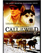Jack Londons Call of the Wild - 13 Episodes (DVD, 2010, 3-Disc Set) - $14.95