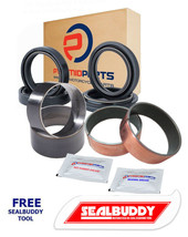 Fork Seals Dust Seals Bushes Suspension Kit for Suzuki GSX750 E EF ES 83-86 - $53.67