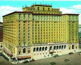 Vtg Tarjeta Postal Seattle Washington Wa The Olympic Hotel Nuevo Unp Cur... - $3.92