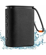 Bluetooth Speaker Portable Waterproof HD Stereo Sound 15H Playtime USB-C... - $39.59