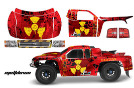Amr Rc Graphic Decal Sticker Kit Traxxas Jconcepts Course 2012 Chevy Silverado M - $29.65