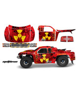 AMR RC GRAPHIC DECAL STICKER KIT TRAXXAS JCONCEPTS COURSE 2012 CHEVY SIL... - $29.65