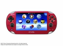 SALE SONY PS Vita PCH-1000 ZA04 Blue Wi-fi Model Console - $280.34