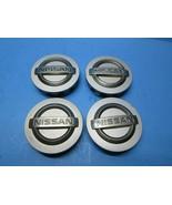 03-06 Nissan Sentra Base Ser spec V 4 Wheel Rim Center Caps 40315-4Z800 ... - $28.79