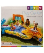 Intex Inflatable Dinosaur Island Adventure Water Toy Backyard Play Center - $148.45