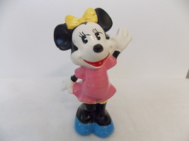 Disney Vintage Minnie Mouse Waving Figurine  - $22.00
