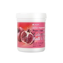 Umeken Pomegranate Zakuro Ball EX - Concentrated Pomegranate Extract, Natural Vi - $118.20