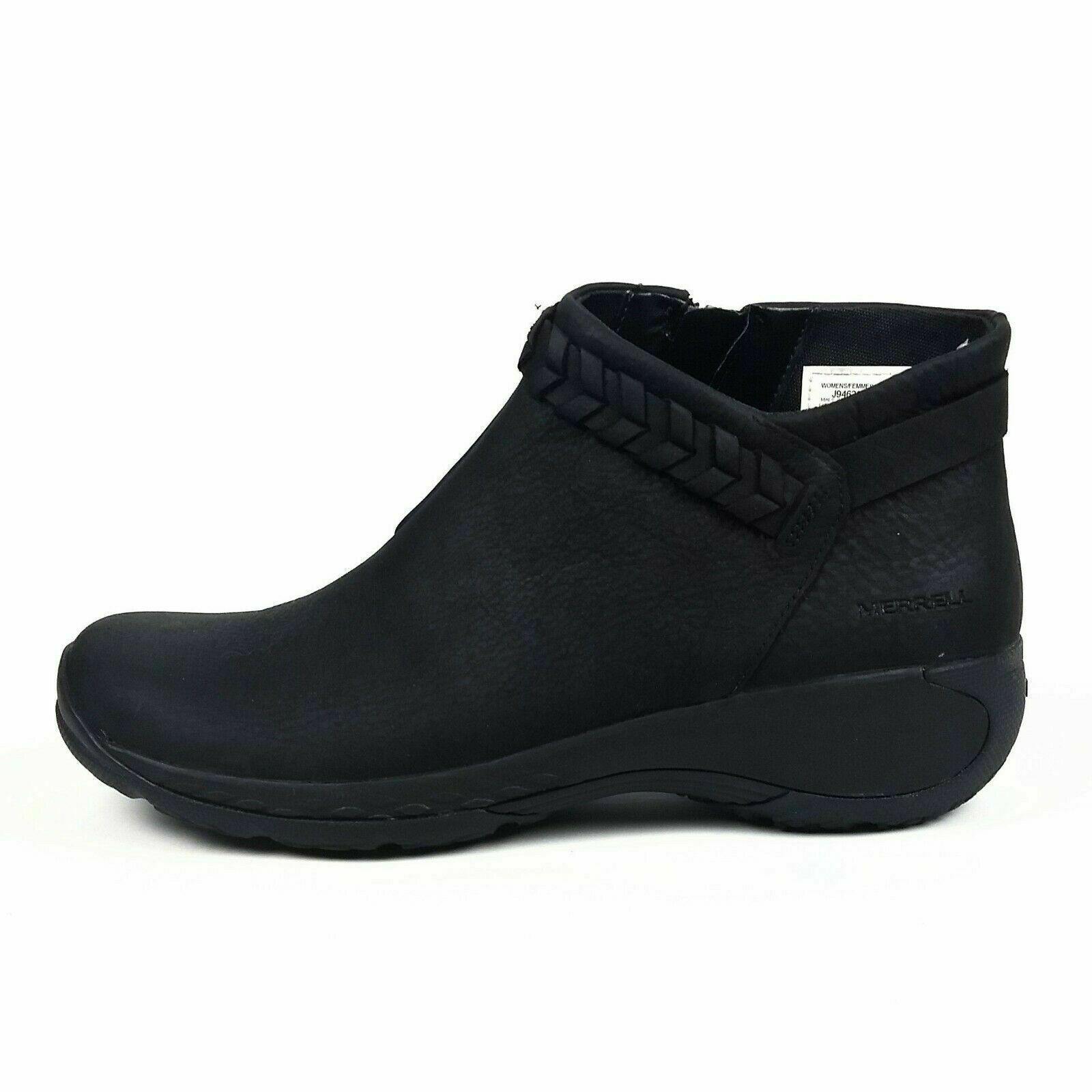 Merrell Women's Encore Braided Bluff Q2 Fashion Boots NEW Size US 7.5 M - $109.99