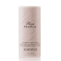 Avon Rare Pearls Shimmering Body Powder 1.4 oz - $4.99