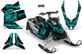 Ski-Doo RevXP Decal Graphic Kit Sled Snowmobile Sticker Wrap 2008-2012 HAVOC MNT - $199.95
