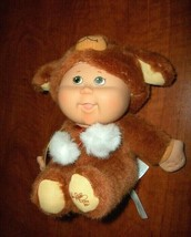 "Cabbage Patch Kids Snugglies 7"" Teddy Bear Nwot Adorable! - $4.50"
