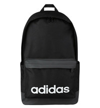 adidas Linear Classic Backpack XL Casual Bag Outdoor Fitness Soccer Blac... - $42.72