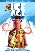 Ice Age (2-Disc Special Edition) [DVD] [2002] - $1.60