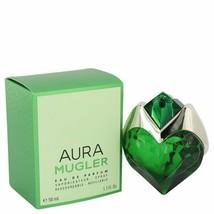 Mugler Aura by Thierry Mugler 1.7 oz EDP Spray Refillable for Women - $46.78