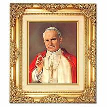 St. John Paul II Framed Art - $84.00