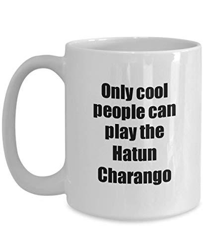 Primary image for Hatun Charango Player Mug Musician Funny Gift Idea Gag Coffee Tea Cup 15 oz