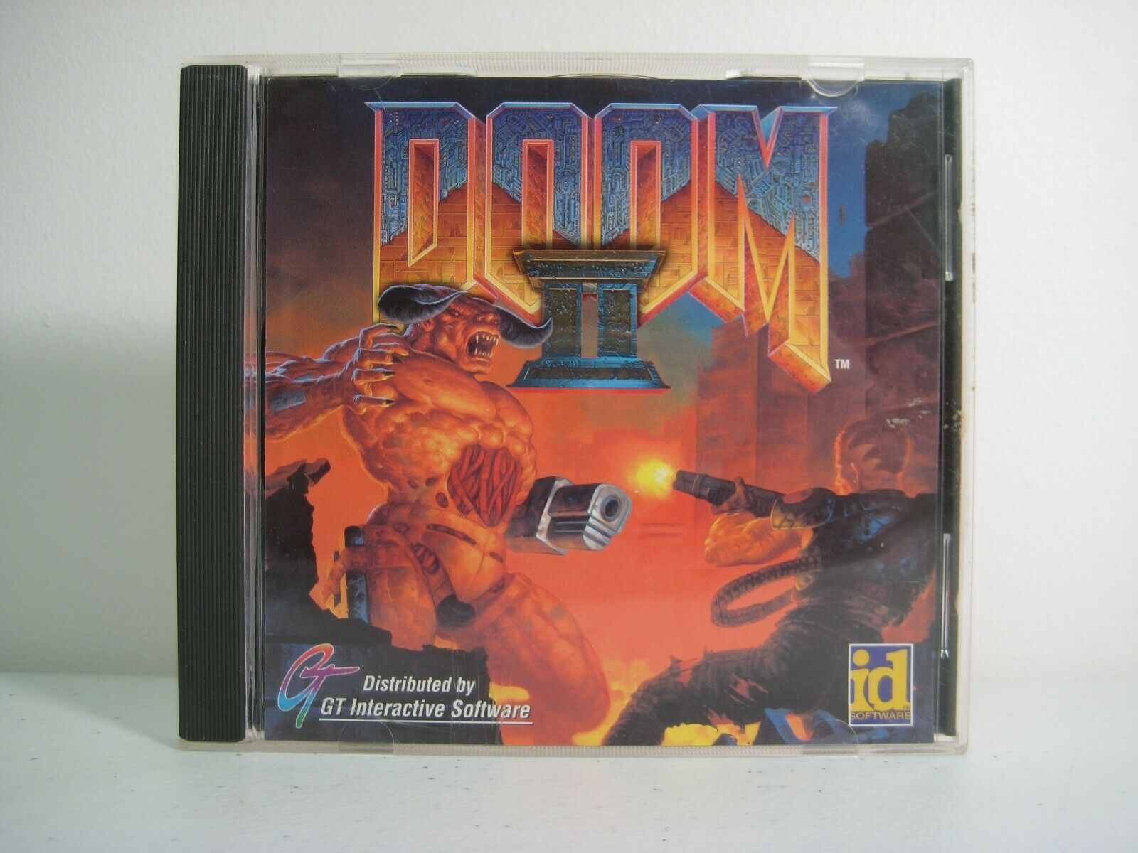 Doom II - Hell On Earth 1994 PC CD Game