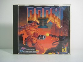 Doom II - Hell On Earth 1994 PC CD Game image 1