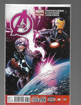 Primary image for Marvel Comics Avengers / 7 / #07 / 07 / Comic Book