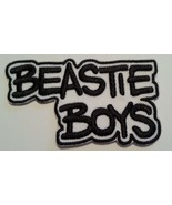 """Beastie Boys~Embroidered Applique Patch~3"""" x 1 5/8""""~Iron Sew~FREE US Mail  - $3.95"""