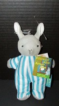 NWT Good Night Moon Margaret Wise Brown Plush Bunny Rabbit Rattle baby toy - $11.87