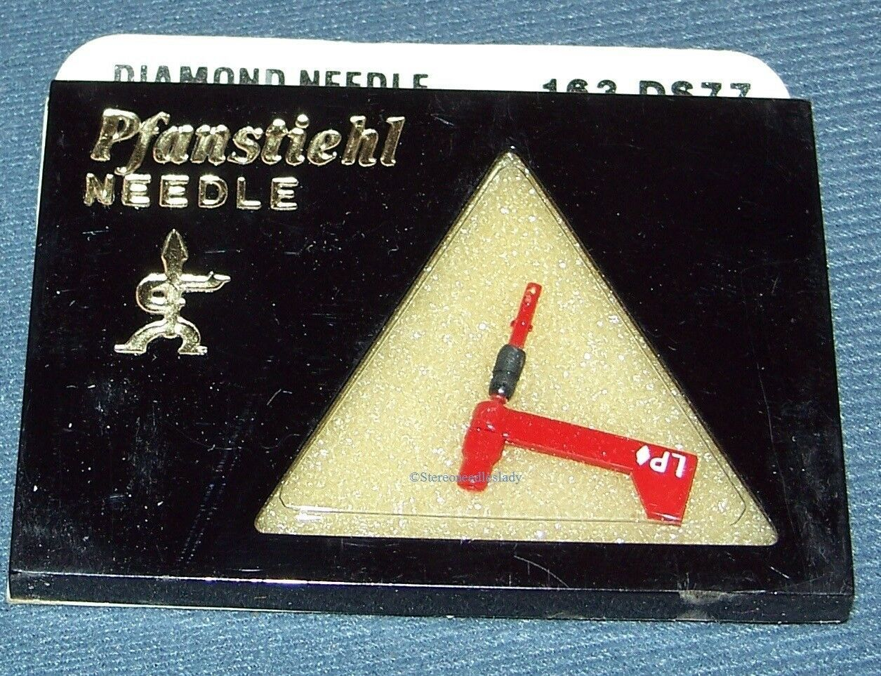 PFANSTIEHL 163-DS77 RECORD PLAYER NEEDLE for Astatic N56-sd 157 235C 257 341 343