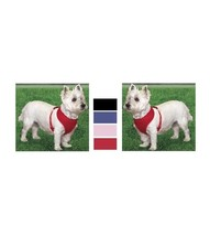 Comfort Soft Dog Harness - XXS - M - 4 colors Adjusts for a perfect fit - $9.89+