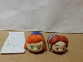 Disney Tsum Tsum Vinyl Frozen Anna and Hans - $9.00