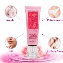 Women Vaginal Private Lips Pink Underarm Intimate Part Whitening Cream Skin Care - $7.87