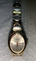 Timex Women's T26301 Kendall Two Tone Stainless Steel Expansion Band Wat... - $19.99