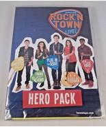 Herosteps Rock 'n Town Hero Pack Character Building NEW - $8.95
