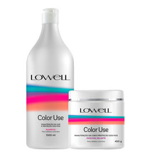 Lowell Color Use Hair Color Mask + Shampoo Kit - $217.67