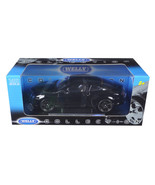 Bentley Continental Supersports Black 1/18 Diecast Car Model by Welly 18... - $69.44