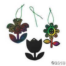 Spring Flower Magic Color Scratch - $8.99