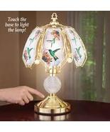 Hummingbird Touch Lamp With Gold-tone Base - $30.99