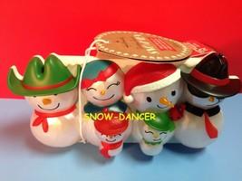 Hallmark 2014 Christmas Concert Snowmen Section 3 - $24.99