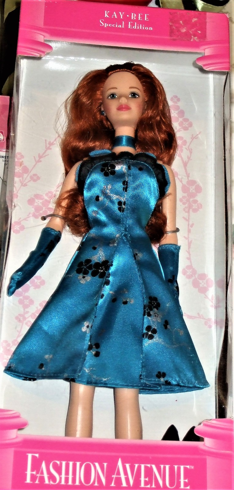 Barbie Doll - FASHION AVENUE Kay-Bee Special Ed (1998) Long Red Hair image 2