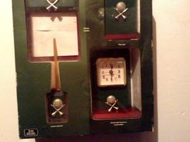 Golf Desk Collection Stationery Set 4 Piece NEW - €26,80 EUR