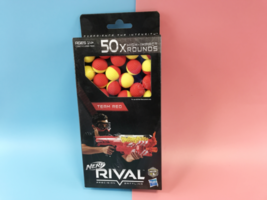 Hasbro Nerf Rival 50X Yellow & Red High Impact Rounds  C3907/C1696 Ages 14+#7386 - $9.69