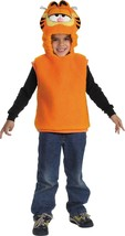 Boys Polyblend Garfield Halloween Costume Vest Size 1-2 - $18.69