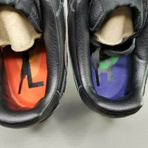 Nike Air Force 1 Low x CPFM Athletic Shoes Mens Size 8.5 Black Blue Red Sunshine image 6