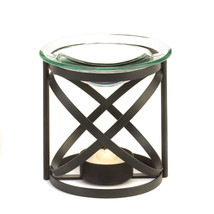 Oil Warmers Fragrance Oil Warmer,elegant Tealight Expressions Orbital Oi... - £9.39 GBP