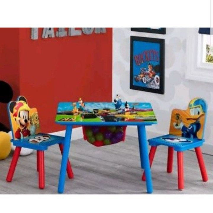 Playskool Childrens Table And Chairs Photos Table And