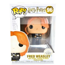 Funko Pop! Harry Potter Fred Weasley Yule Ball #96 Vinyl Action Figure image 1