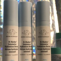 ALWAYS NEW+authentic DRUNKELEPHANT B HYDRA  Hydration Serum 8mlx3 =24ml CLEANish image 1