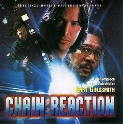 Primary image for Chain Reaction - Soundtrack/Score CD ( Like New )
